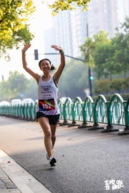 有人喜欢跑步,而我热爱马拉松 | 饭小缺